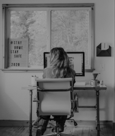 REMOTE WORKING: WHAT IT'S LIKE BEING THE VIRTUAL NEW GIRL
